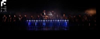 Лазерні ефекти і дизайнерський одяг: до Чернівців привезуть мюзикл «Гуцулка Ксеня»