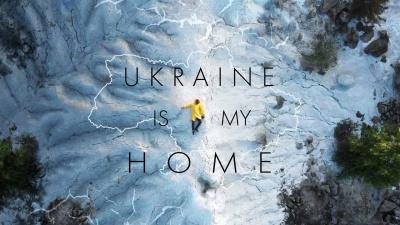 «Мой дом»: буковинец снял невероятное видео Украину с высоты птичьего полета