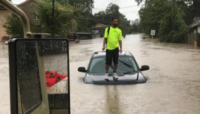 """Техас потерпає від тропічного шторму """"Імельда"""". Є загиблі"""