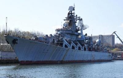 """Абромавічус хоче продати недобудований ракетний крейсер """"Україна"""