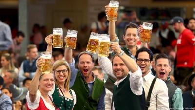 У Мюнхені розпочався «Октоберфест», очікують 6 млн гостей