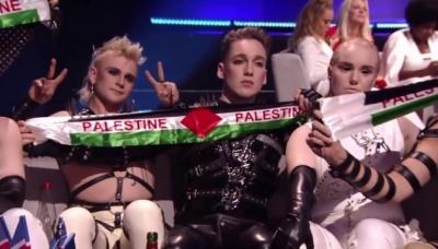 Через провокативні банери на Євробаченні-2019 оштрафують Ісландію