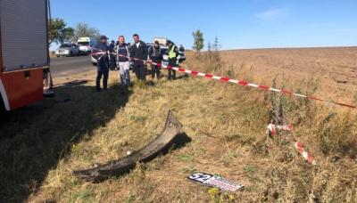 Поліція затримала водія фури, з вини якого під Одесою загинули 9 осіб