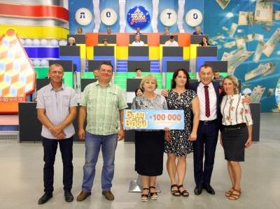 Буковинка виграла в лотерею 100 тисяч гривень