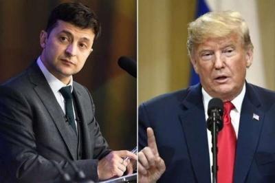 Трамп розповів, що очікує від України і Зеленського