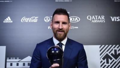 Визначили кращого футболіста року за версією ФІФА