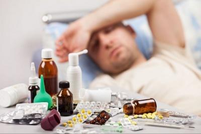 В Україні цьогоріч очікують чотири штами грипу