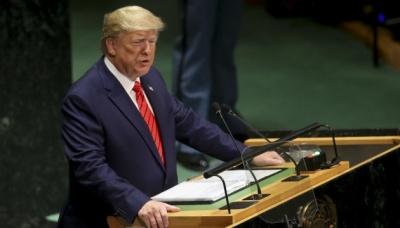 Трамп звинуватив Китай у демпінгу, піратстві та маніпулюванні валютою