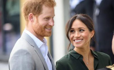 Принц Гаррі та Меган вперше показали підрослого сина