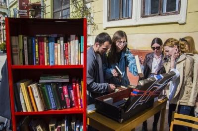 Сьогодні у Чернівцях стартує «БукФест»: програма заходів