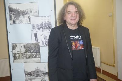 Джазовий піаніст із Польщі Кшиштоф Кобилінські зіграв у Чернівецькій філармонії