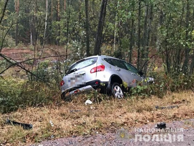 Смертельна ДТП: водій з Чернівців врізався у ВАЗ, загинула пасажирка – фото