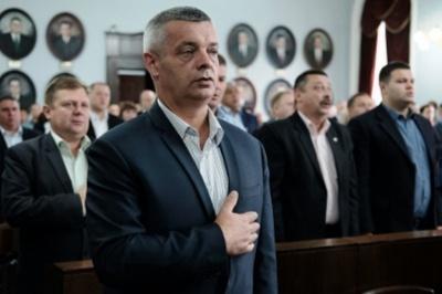 Собко утримується від коментарів щодо свого відсторонення від посади