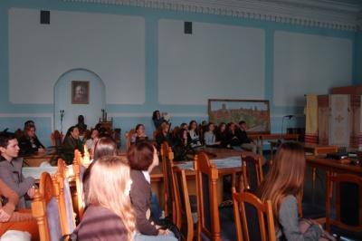 У Чернівцях триває міжнародний семінар студентів-архітекторів – фото