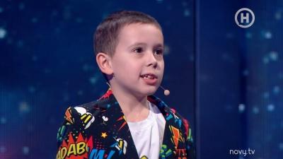 Школяр з Чернівців взяв участь у телешоу «Діти проти зірок» – відео