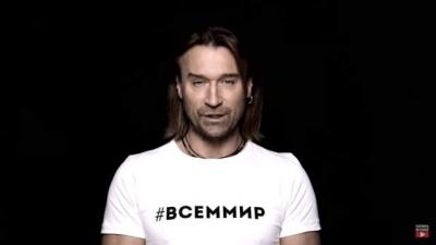 Олег Винник не зміг чітко відповісти на запитання чий Крим