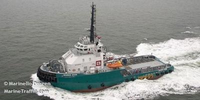 В Атлантичному океані зникло судно з українцями на борту