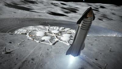 Ілон Маск презентував космічний корабель для польотів на Марс – відео