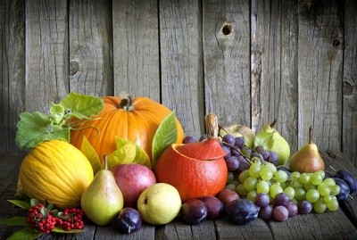 ТОП-5 найкорисніших продуктів осені
