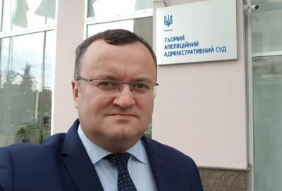 Каспрук звернувся до Разумкова щодо позачергових виборів у Чернівцях
