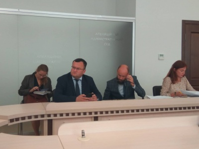 Суд у справі Каспрука: розгляд апеляції перенесли