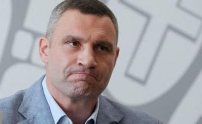 Кличко судитиметься з Богданом, Гончаруком та Кабміном