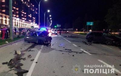 ДТП на Воробкевича в Чернівцях: постраждали п'ятеро осіб