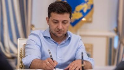 Президент звільнив секретаря РНБО Данилюка
