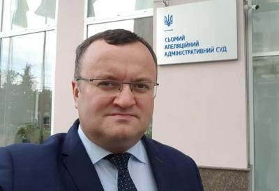 Каспрук виграв суд у депутата Чесанова