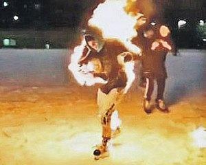 Нова смертельна гра: у Черкасах брат підпалив сестру