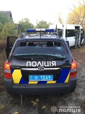 На Київщині застрелили зловмисника, який поранив двох працівників КОРДу