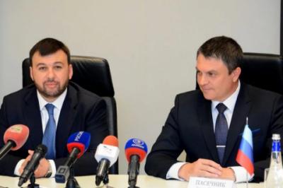 Ватажки бойовиків ОРДЛО почали висувати Україні умови щодо місцевих виборів