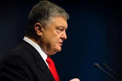 Порошенко: Україна добровільно зріклася дорожньої карти Мінських угод