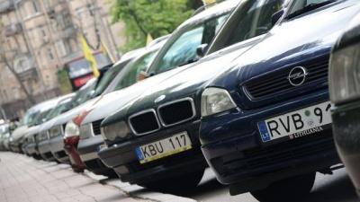 Уряд відклав штрафи для євробляхерів до нового року