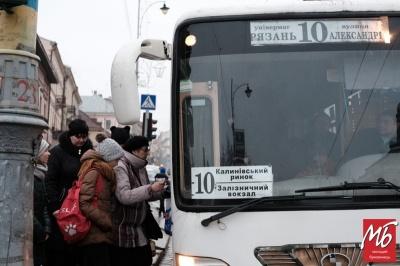 Бешлей змінив перевізника на двох проблемних автобусних маршрутах