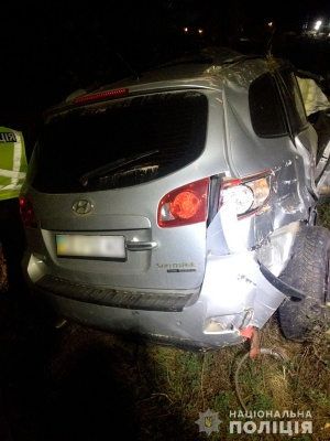 На Буковині у ДТП травмувались дві жінки – фото