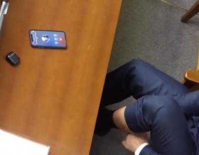 Нардеп Кива займався у Верховній Раді пікантною справою – відео