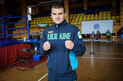 Боксер з Буковини став чемпіоном України
