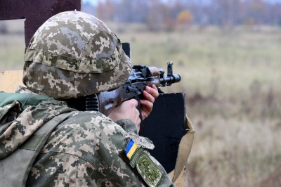 За добу на Донбасі - понад 40 обстрілів: один український військовий загинув