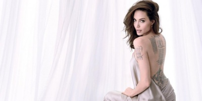 Анджеліна Джолі вперше розповіла про розлучення з Бредом Піттом