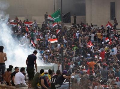 В Іраку зросла кількість загиблих під час протестів до 65 осіб