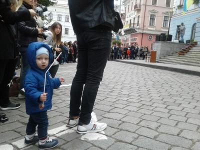 У Чернівцях відбулося урочисте відкриття Дня міста - фото