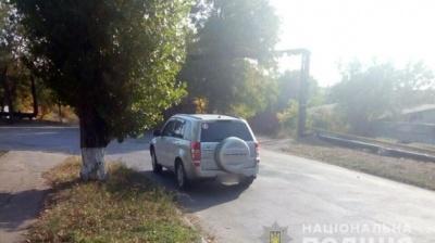 У Бердянську посеред білого дня викрали студента