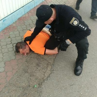 На Буковині затримали п'яного водія Audi, який тікав від поліції на швидкості 170 км/год