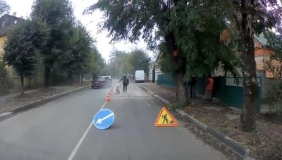 Вулицю Щербанюка, яку ремонтувала Оксана Продан, сьогодні почнуть розкопувати