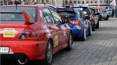 У Чернівцях відбулися змагання з автоспорту