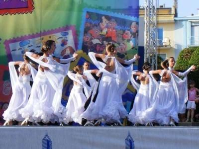 У ФОК «Олімпія» відбувся масштабний турнір з танцювального спорту