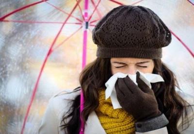 Насувається грип: названі області з високою захворюваністю