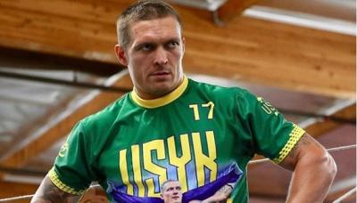 Усик викликав на бій чемпіона WBC Вайлдера