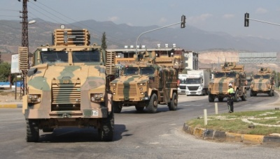 Туреччина ввела війська на північ Сирії